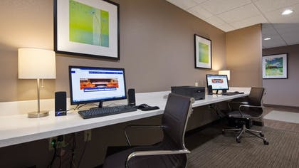 Business Center | Best Western Plus Patterson Park Inn