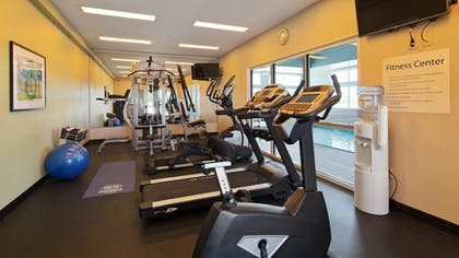 Fitness Facility | Best Western Plus Patterson Park Inn