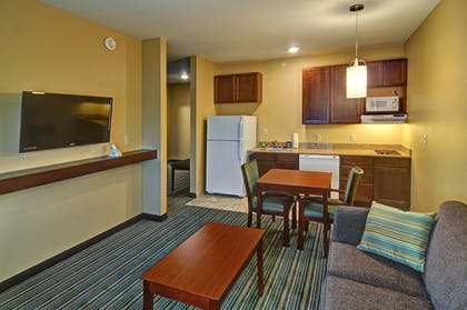 In-Room Kitchen | Best Western Plus Patterson Park Inn