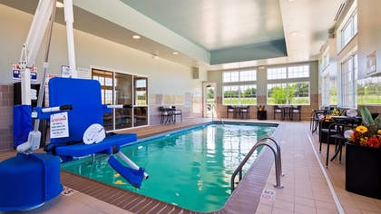 Pool | Best Western Plus Patterson Park Inn