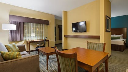 In-Room Amenity | Best Western Plus Patterson Park Inn