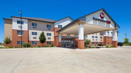 Exterior | Best Western Plus Patterson Park Inn