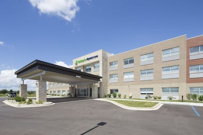 Exterior   Holiday Inn Express & Suites Monroe