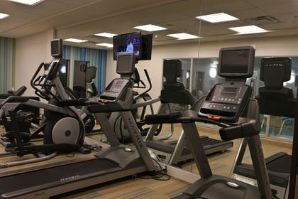 Fitness Facility   Holiday Inn Express & Suites Monroe
