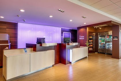 Check-in/Check-out Kiosk | Fairfield Inn & Suites Columbia