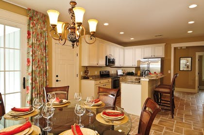 In-Room Kitchen   The Cottages at North Beach Plantation