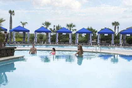 Outdoor Pool   The Cottages at North Beach Plantation