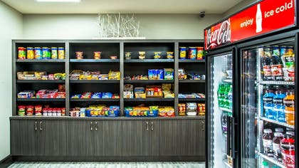 Vending Machine | Holiday Inn Express & Suites Garland E - Lake Hubbard I30