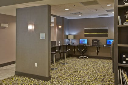 Business Center | Holiday Inn Express & Suites Madison Central