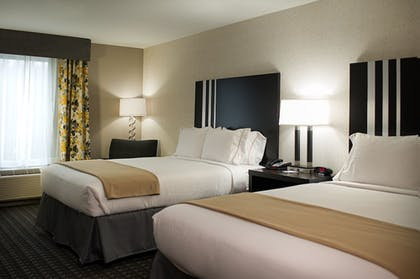 Guestroom | Holiday Inn Express & Suites Madison Central