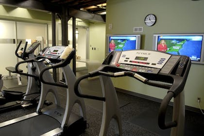 Fitness Facility | 21c Museum Hotel Durham - MGallery