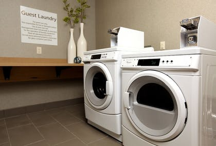 Laundry | Holiday Inn Express & Suites Omaha South - Ralston Arena