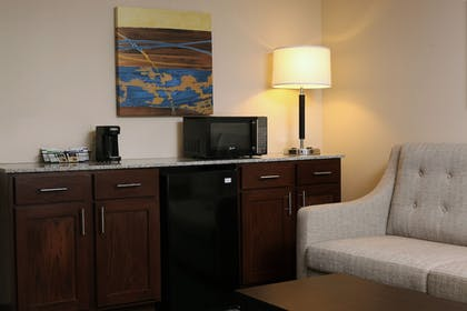 Room | Holiday Inn Express & Suites Omaha South - Ralston Arena