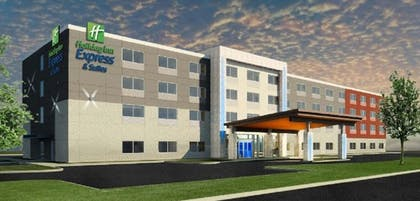 | Holiday Inn Express & Suites Rochester Hill - Detroit Area