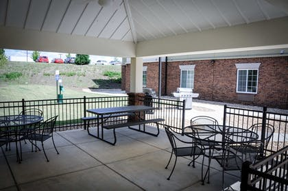 Balcony | Candlewood Suites Columbus-Northeast