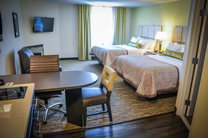 Room | Candlewood Suites Columbus-Northeast