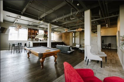 Lobby   Foundry Suites