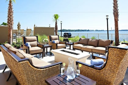 Terrace/Patio | TownePlace Suites by Marriott Fort Walton Beach-Eglin AFB