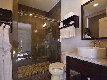 Bathroom | White House Hotel, An Ascend Hotel Collection Member