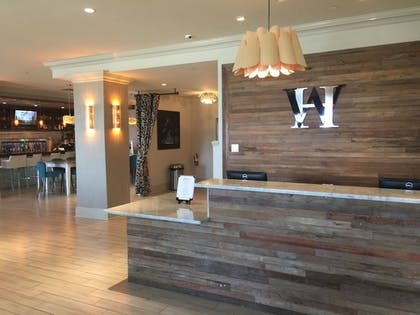 Reception | White House Hotel, An Ascend Hotel Collection Member