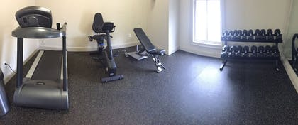 Fitness Facility | White House Hotel, An Ascend Hotel Collection Member