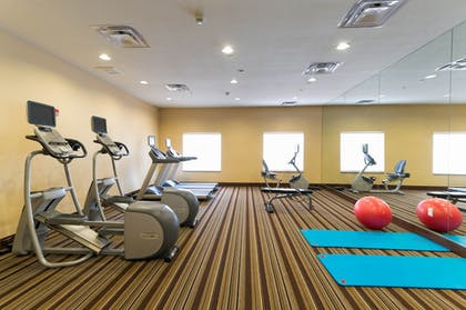Gym | TownePlace Suites Seguin