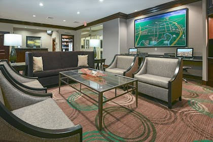 Lobby | TownePlace Suites Seguin