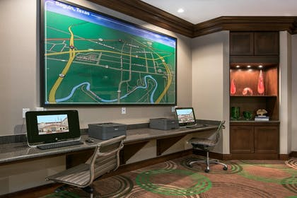 Business Center | TownePlace Suites Seguin