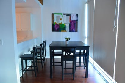 In-Room Dining | New Point Miami Beach Apartments