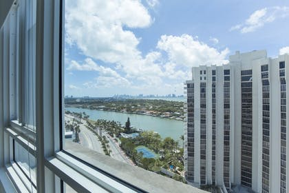 City View from Property | New Point Miami Beach Apartments