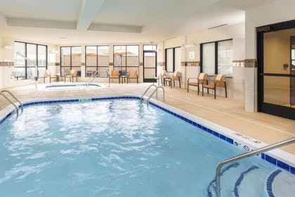 Sports Facility | Courtyard by Marriott Bismarck North