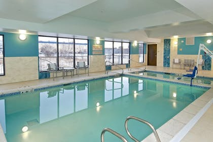 Sports Facility | Towneplace Suites Anchorage Midtown