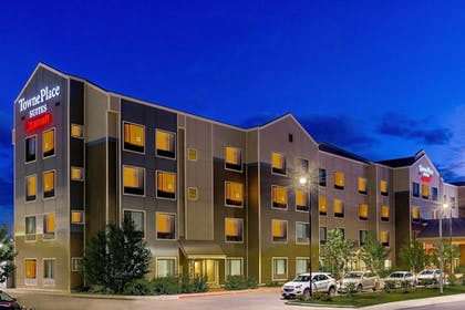 Exterior | Towneplace Suites Anchorage Midtown
