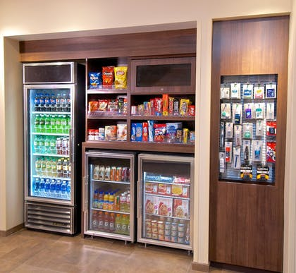 Vending Machine | Towneplace Suites Anchorage Midtown