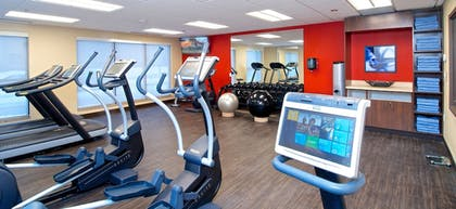 Fitness Facility | Towneplace Suites Anchorage Midtown