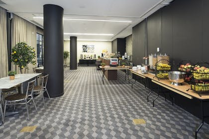 Breakfast Area | Cassa Times Square Hotel