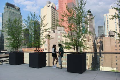 Terrace/Patio | Cassa Times Square Hotel