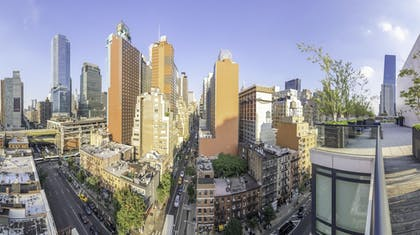 City View from Property | Cassa Times Square Hotel
