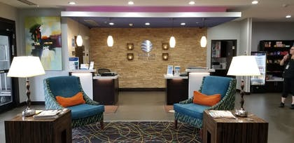 Check-in/Check-out Kiosk | Comfort Inn & Suites Tulsa I-44 West - Rt 66