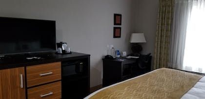 Television | Comfort Inn & Suites Tulsa I-44 West - Rt 66
