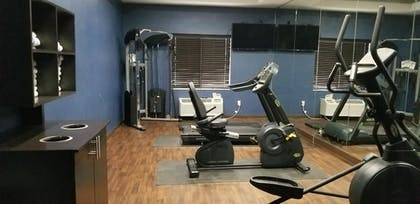 Fitness Facility | Comfort Inn & Suites Tulsa I-44 West - Rt 66