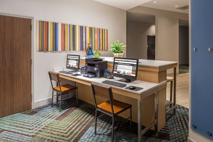 Business Center | Holiday Inn Express & Suites Edwardsville